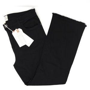 Current Elliot black kick jean, high waist size 31
